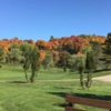 A fall day view from Club de Golf Piedmont
