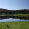 A view from a tee at Club de Golf Royal Laurentien