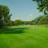 A view of hole #1 at Glendower Golf Club