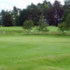 View of the 3rd hole at Tarland Golf Club