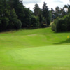 View of the 5th green at Tarland Golf Club