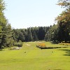 A view from tee #7 at Les Rochers Bleus Golf and Auberge