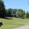 A view of the 3rd fairway at Les Rochers Bleus Golf and Auberge