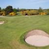 View of the 3rd hole at Nairn Dunbar Golf Club