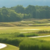 View of the 18th hole from Shepherd's Crook Golf Course