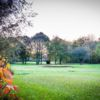 A view of a green at Orton Meadows Golf Course