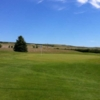 A view of a green at Eston Riverside Golf Course