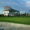 A view of green #9 at St. Lorinc Golf Club
