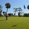 A view of a hole at Martin County Golf & Country Club