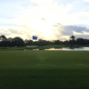 A view of a hole at Martin County Golf Course