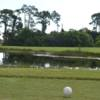A view over the water from Martin County Golf Course