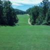 A view of fairway #4 at Hampton Golf Village