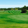 A view of a green at Cypress Hills Golf Course.