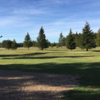 A sunny day view from Cypress Hills Golf Course.