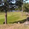 A view of a hole at Billeruds Golf Club.