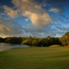 Looking back from the 4th green at Beau Rivage Golf & Resort