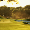View of a green at Bridlewood Golf Club
