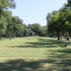 View from the 2nd tee at Brackenridge Park Golf Course