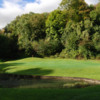 View of the 17th green from Saltford Golf Club
