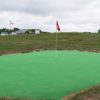 A view of a hole at Suffern Lake Regional Park Golf Course (Saskregionalparks).