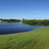 A view from Bredenbury Golf Course.