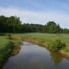 View of the 16th fairway and green at Valley View Golf Club