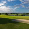 A view of a green at Serenoa Golf Club