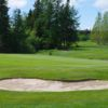 A view of the 14th hole at Memramcook Valley Golf Club.
