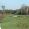 A view of a tee at Blackwater Golf Course.