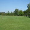A view of the 13th green at Quarry Lakes Golf & Recreation Centre.