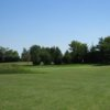 A view of hole #11 at Quarry Lakes Golf & Recreation Centre.