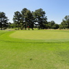 A view of a green at Pine Crest Golf Club