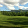 A view of the practice area at Profile Golf Club (Dayna Flumerfelt).