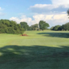 A view from a tee at Sunnybreeze Golf Course.