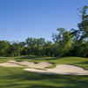 A view of green #10 at Wilderness Golf Course
