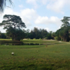 A view of a tee at Palm Gardens Golf Course (David Meehan).