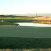 View of a green at Buffalo Run Golf Course