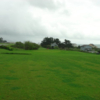 A view of the 7th green at Shelter Cove Golf Course.