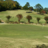 A view of a green at Godwin Creek Golf Course.