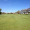 A view from a fairway at Gooding Golf Course.