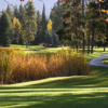 A fall day view from McCall Golf Course.