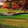 A fall day view from Lake Zurich Golf Club (Marna Niebergall de Rojas).