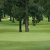 A view of a green at Shamrock Golf Club.