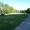 A view of a tee at Alta Golf & Country Club.