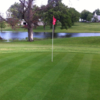 A view of a green at Columbus Country Club.
