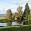 A view of the 17th tee at Lilleshall Hall Golf Club