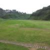 A view of a tee at Jade Golf & Country Club (Yang Chenhong).