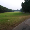 A view of a tee at Linkou International Golf & Country Club (Zhang Shunfeng).