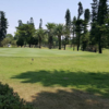 A sunny day view of a green at Linkou International Golf & Country Club (Hsiuchuan Chen).