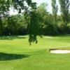 View of the 3rd green at Darlington Golf Club